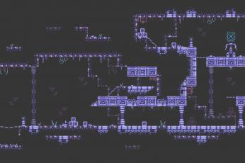 Pixel art background