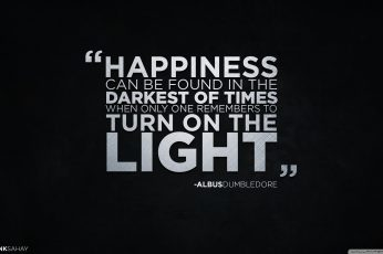 Wallpaper black background with text overlay, Harry Potter, Albus Dumbledore