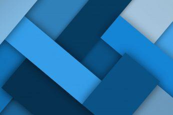 Blue and white illustration, minimalism, digital art, simple