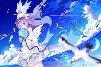 Anime, Azur Lane wallpaper, Unicorn (Azur Lane)