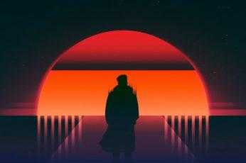 Digital, digital art, artwork, illustration, environment, Sun