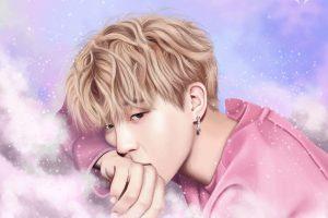 Music, BTS, Park Ji-min wallpaper