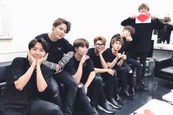 BTS desktop wallpaper, J – Hope, V, Jin, Suga, RM , Jimin, Jungkook, group of people