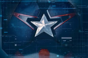 Gray star wallpaper, gray star illustration, The Avengers, Avengers: Age of Ultron