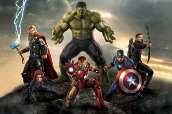 Marvel Avengers wallpaper, Avengers: Age of Ultron, The Avengers