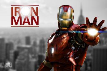 Marvel Iron Man wallpaper, Marvel Comics, superhero, The Avengers