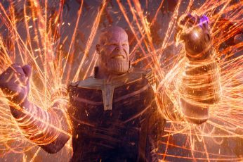 Marvel Thanos wallpaper, Marvel Cinematic Universe, The Avengers, Avengers Infinity War