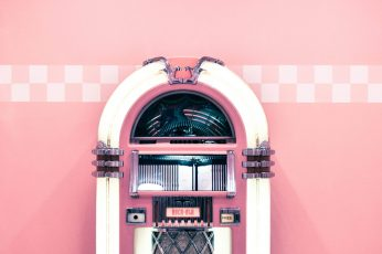 Jukebox wallpaper, music, cd, album, vinyl, original, old fashioned, coin