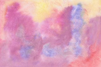 Purple wallpaper, yellow, and blue abstract painting, pink, beige, artwork