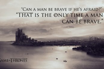 Game of Thrones wallpaper, Game of Thrones quote, TV, monochrome