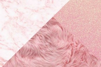 Rose gold wallpaper, fur, textile, peach, abstract