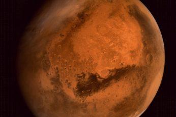 Mars wallpaper, planet, space, Solar System