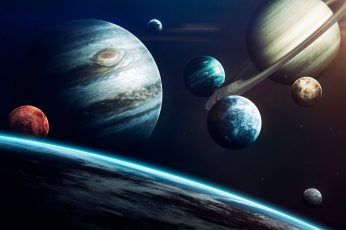 Saturn wallpaper, The moon, Space, Earth, Planet, Mars, Jupiter, Neptune
