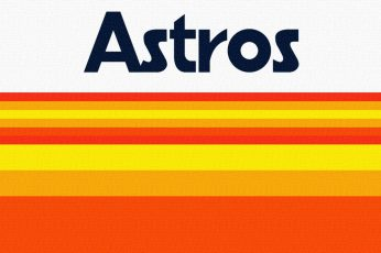 Baseball Houston Retro Astros Sports Baseball HD Art, MLB, Houston Astros wallpaper