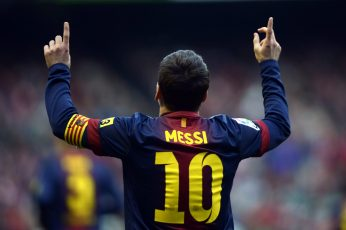 Lionel Messi wallpaper, men's red, blue, and white Messi 10 jersey shirt