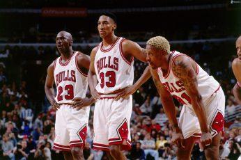 Chicago Bulls wallpaper, NBA, basketball, sports, Michael Jordan