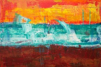 Painting Wallpaper, abstract, abstract expressionism, abstract painting