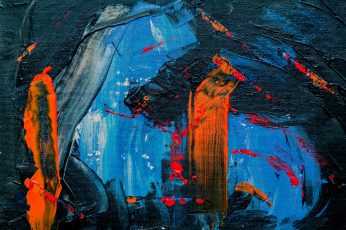 Abstract Painting wallpaper, abstract expressionism, acrylic, acrylic paint
