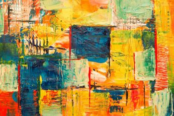 Multicolored Abstract Painting wallpaper HD, abstract expressionism