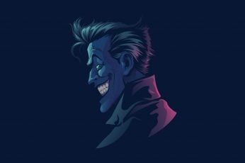 Digital wallpaper, digital art, artwork, illustration, character design, Joker