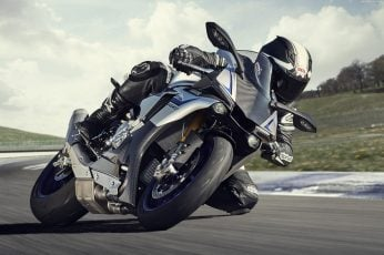 Sport wallpaper, bike, Yamaha YZF-R1, racing, motorcycle