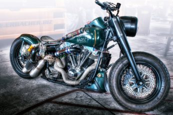 Motorcycles wallpaper, Harley-Davidson, Bike