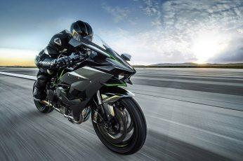 Sport bikes wallpaper, best bikes, best motorcycle, Kawasaki ninja h2r
