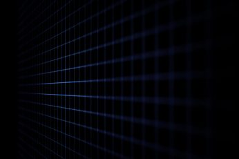4K Dark wallpaper, Blue lines, Grid lines, backgrounds, pattern, full frame