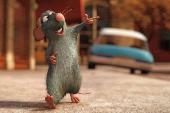Ratatouille wallpaper, Funny, Movie
