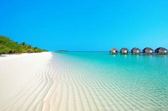Island Beach wallpaper, seashore, Travel, Islands, Ocean, Exotic, Paradise