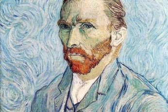 Vincent Van Gogh painting wallpaper, Men, close-up, representation, art and craft