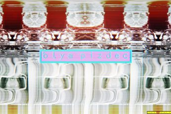 Glitch art wallpaper, abstract, VHS, dark, food and drink, text, no people