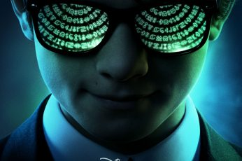Download Wallpaper Artemis Fowl
