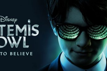 Artemis Fowl Disney wallpaper