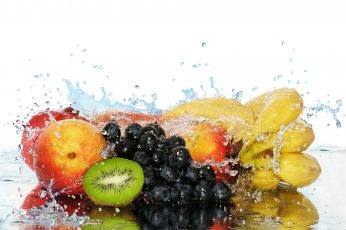 Fruit wallpaper, grapes, food, food and drink, healthy eating, water