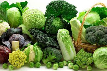 Food wallpaper, vegetables