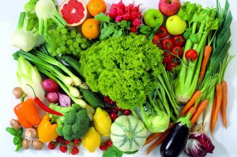 Food wallpaper fruits and vegetables