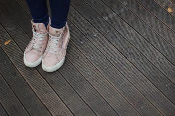 Denim wallpaper, denim jeans, fashion, foot, footwear, girly, person