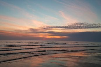 Nederland wallpaper, sun, sand, sea, beach, sunset, sky, water, scenics – nature