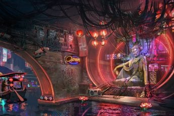 Cyberpunk 2077 wallpaper, Video Game Art, video games, digital art, fantasy art