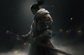 Sekiro wallpaper: Shadows Die Twice, video games, video game art, From Software