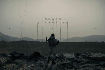Video Game wallpaper, Death Stranding