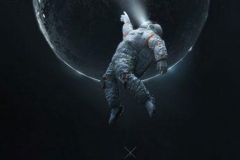 Sci Fi, Astronaut