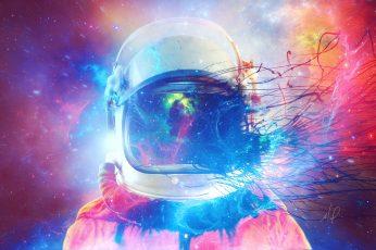 Astronaut Dream 4K