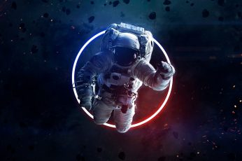 Sci Fi, Astronaut wallpaper