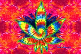 Hippie desktop wallpaper, multi colored, science, no people