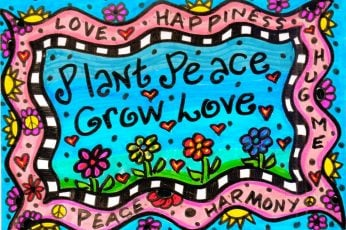 Hippie pictures for desktop wallpaper, multi colored, pattern, full frame