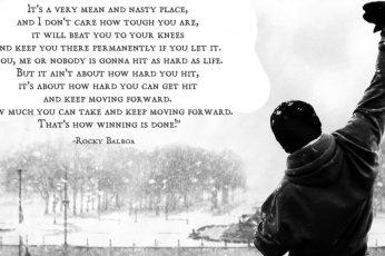 Movie, Rocky, Motivational, Quote, Rocky (Movie), Rocky Balboa