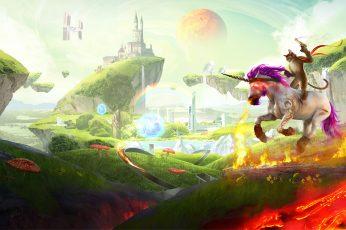 Trials Fusion Unicorn Cat, representation, art and craft, nature
