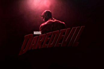 Marvel Daredevil wallpaper illustration, Marvel Comics